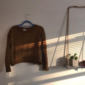 Mustard Corduroy sweater
